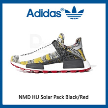 Adidas NMD Human Race Solar Pack Black/Red (Code: BB9527)