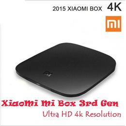Xiaomi TV Mi Box Pro 3rd Generation 4K HD Android 1080p Miracast