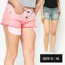 MOBILE POWER_ Short Pants Collection_Women Short Pants_women Apparel_women Fashion_dress