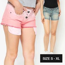 MOBILE POWER_ Short Pants Collection_Women Short Pants_women Apparel_women Fashion_dress