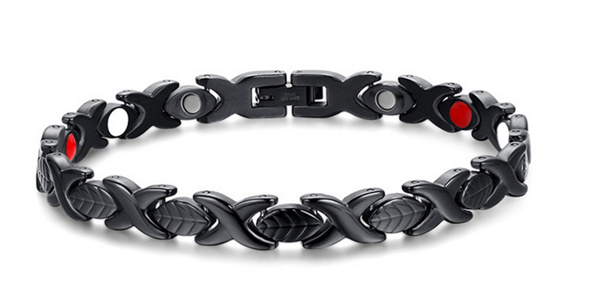 Best Energy Magnetic Health Bracelet / Sleep improve /Anti-Fatigue / Fashion FH68 Deals for only S$59 instead of S$0
