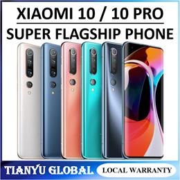 Xiaomi Mi 10 5G | Snapdragon 865 | Fast charging 30W | Xiaomi 10 Flagship Phones | 4780 mAh Battery