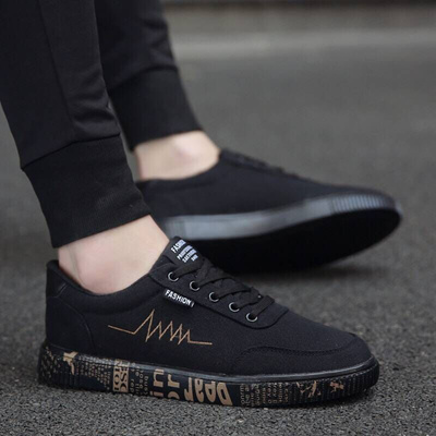 New 2018 Spring Summer Canvas Shoes Men