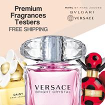 [BEST SELLER] Bvlgari_Versace_Marc Jacobs_Davidoff - Premium Fragrance Testers (Fresh Stocks from SG
