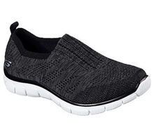 [SKECHERS] RELAXED FIT: EMPIRE-INSIDE LOOK BKW