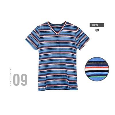 V-neck stripe 9