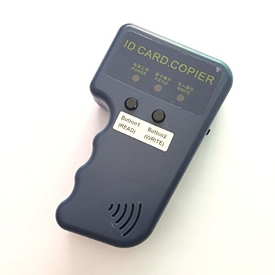 (XCRFID) Handheld 125Khz RFID Copier/ Portable ID Card Cloner/ ID Card  Copier Reader writer + 5pc