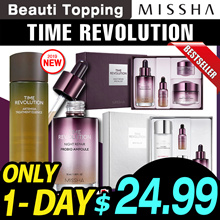 NEW! ARTEMISIA ★[MISSHA] TIME REVOLUTION★NIGHT REPAIR PROBIO AMPOULE/THE FIRST ESSENCE/ skin care