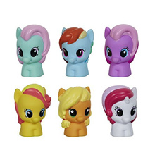 Playskool Friends My Little Pony Figure Collector Pack-B2262-Parent (CustomerPackageType:Standard...