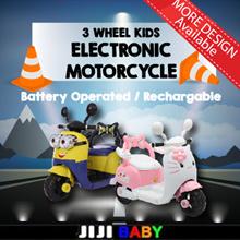 ★ELECTRONIC MOTORCYCLE★3 Wheel Vehicle★Electronic Toys★Motorized Vehicle★Kids Toys★Children Toys★