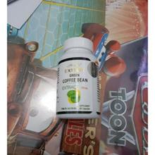 Exitox Green Coffee Bean Extract 500Mg Obat Pelangsing Alami - 30 kapsul