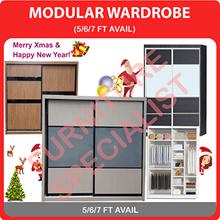 Modular Wardrobe (5/6/7 FT AVAIL)