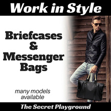 Men Business Office Messenger Briefcase Laptop Bag Travel Leather Nylon Man Backpack