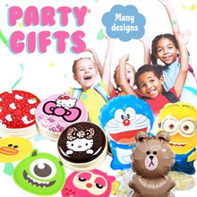 🆕My kids n Friends 1st Pouch💓Party balloon💓Cartoon coaster💓Party gifts💓Birthday gift