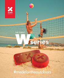 IT Show Special !! X-mini™ Waterproof Series Seakers / KAI X1 W / XOUNDBAR W / Outdoor speakers