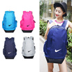 Stylish Gym Sport Travel Outdoor Swoosh Backpack Laptop School Bag Large Capacity Shoulder Bag Casual Men and Women