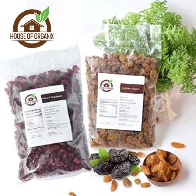 Buah Kering Sehat 500 gr- Makanan Diet Organik Deals for only Rp150.000 instead of Rp348.837