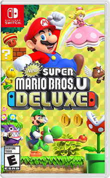[Preorder] Switch New Super Mario Bros. U Deluxe  // 11 Jan 2019 Official Launch