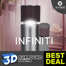 X-mini™ INFINITI 360° 3D Speakers