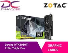 Zotac Gaming RTX2080Ti 11Gb Triple Fan