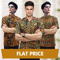 Kemeja Batik Pria Collections 2 - Batik Pekalongan - High Quality Batik