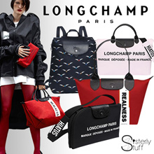 SG Local 100% Authentic Longchamp 2018 Limited Edition Series Made In France(with original receipt)