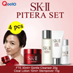 SK-II PITERA SET * FTE 30ml+ Gentle Cleanser 20g+ Clear Lotion 20ml+ Stempower 15g*