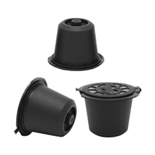 Nespresso Refillable Reusable Coffee Capsules Pods