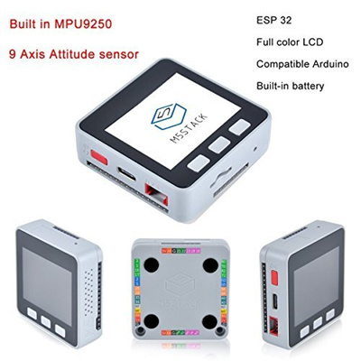 WINGONEER M5Stack ESP32 Development Board Kit Wifi Bluetooth [FREE EMS]