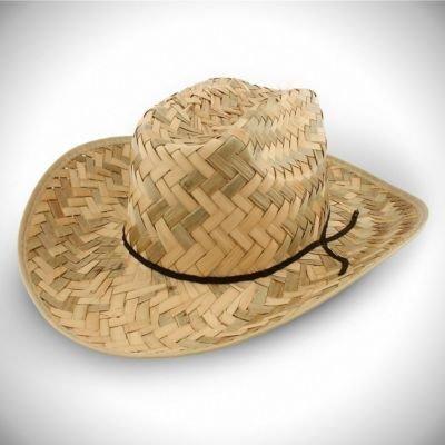 ee70c783046 Qoo10 - (Windy City Novelties) Cowboy Barn Dance Hats-12 Pack ...