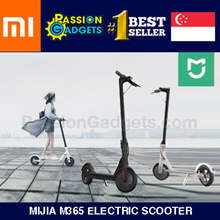 ★GST ABSORBED★SG Seller【Xiaomi Scooter】MIJIA M365 EScooter 30km APP Double Brake LTA Compliant