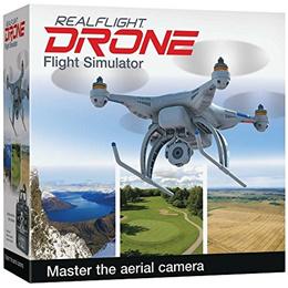 (Great Planes) Great Planes Real Flight Drone SIM with Interlink MD2 RC Flight Simulator