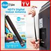 NEW!!! Clear TV HDTV FREE TV Digital Indoor Antenna | Antena Dalam Ruangan Tanpa Kabel