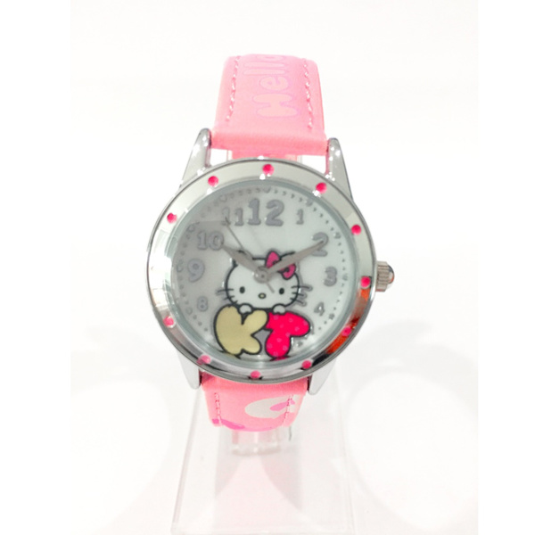 FREE SHIPPING! 100% AUTHENTIC! Jam Tangan Anak Hello kitty SALE! 1Yr Warranty Deals for only Rp239.400 instead of Rp239.400