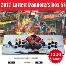 Pandora Box 4S / 5S Arcade Game Console 800 / 999 / 1220 Games Jamma Plug and Play in TV