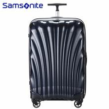 Samsonite Suitcase Trunk Fashion Midnight blue HS Spinner  20inch,25inch,28inch