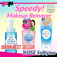 [KOSE] Softymo Makeup Remover Series | Washing Foam | Hyaluronic Acid | Collagen | White | Best Sell