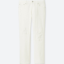 Uniqlo Slim Fit Damage Jeans - 40740600001
