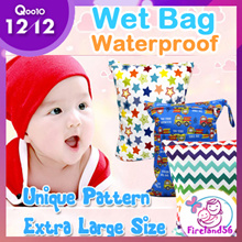 ACC1:Restock 10/12/2018 Waterproof diaper Wet Bag/swimming bag/diaper/zipper/gym/wet bag/wetbag