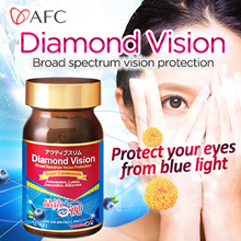 AFC Diamond Vision | No 1 Eye Supplement