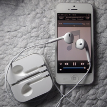 EarPods w/ Volume + Mic Control for iPad/ iPhone 4/ iPhone 4S/ iPhone 5/5C/5S/6