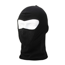 Masker Polisi Swat TNI Ninja Penutup Wajah Buff Police Motor Balaclava  SJ0101 K010
