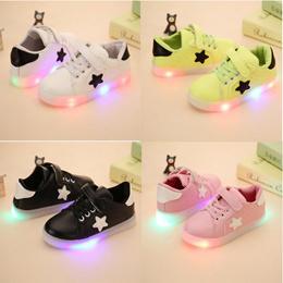 Sepatu LED Anak Casual