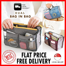 Flat Price*Bag in Bag★*Luggage Organizer*BAG ORGANISER★Travel Bag* Pouch* SHOE *Foldable ★ gift