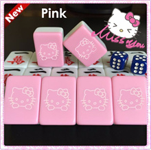 Brand New Hello Kitty Mahjong Set. Local SG Stock and warranty !!
