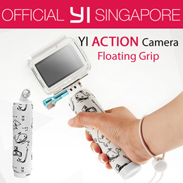[Official YI Store] YI Floating Grip Stick For YI Action Camera | UnderWater Adventure Sport