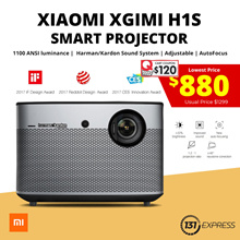 [Ready Stock] Xiaomi XGIMI H1S | Z5 Smart Projector