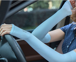 Car Motor Sun Cooling Arm UV Arm Sleeves Cycling Football Running Golf Outdoor Sports Protection