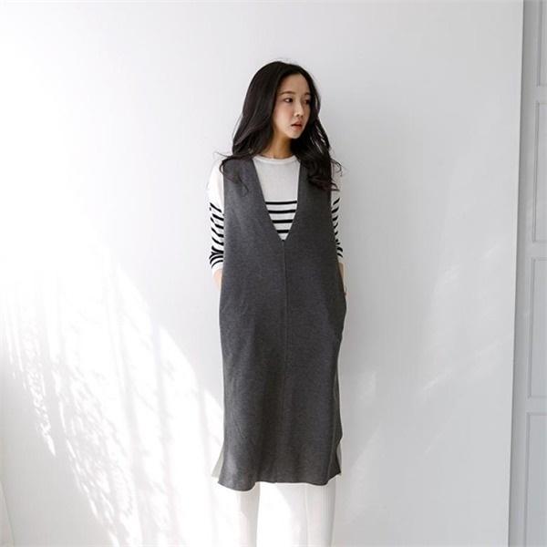 [アーバンフラン]レア五ワンピース(2color)new ロング/マキシワンピース/ワンピース/韓国ファッション