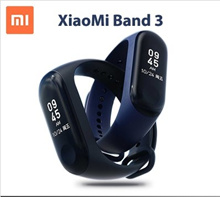Ready Stocks Original MI BAND 3 /Mi Band 2 Sports Smart Wristband Bracelet Heart Rate Fitness